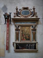 聖バルボラ教会内