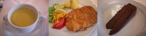 Müllerbeislのディナー