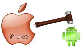 AppleとAndroid