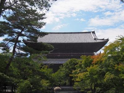 南禅寺法堂