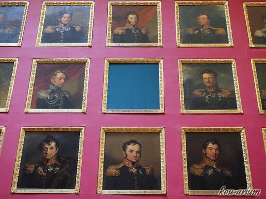 1812年祖国戦争の画廊