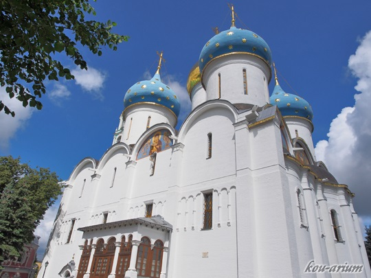 ウスペンスキー聖堂