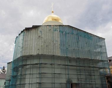 トロイツキー聖堂