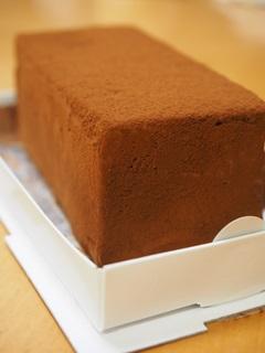 OGGIの生チョコレートケーキミニ