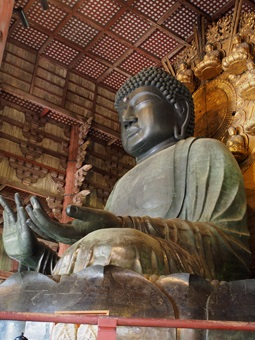 東大寺盧舎那仏像