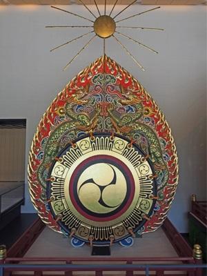 春日大社国宝殿1階