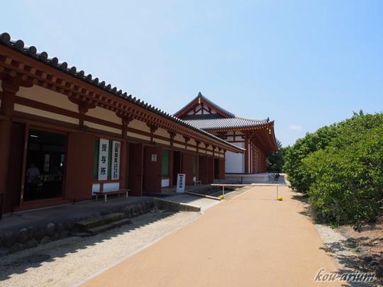 薬師寺東僧坊
