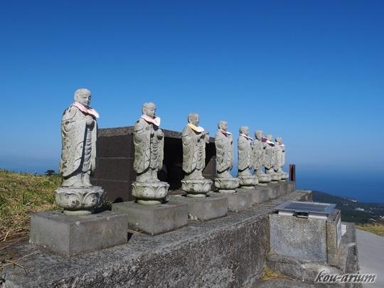 八ヶ岳地蔵尊