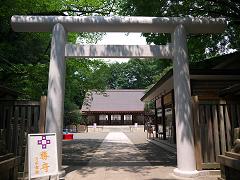 乃木神社二の鳥居