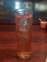 桂花陳酒のソーダ割り