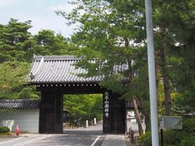南禅寺中門