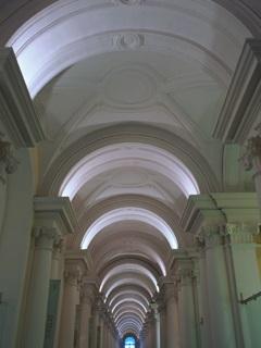 エルミタージュ美術館 本館内
