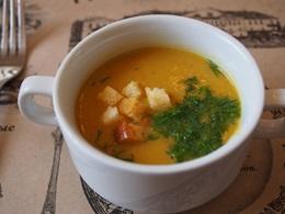 野菜クリームスープ