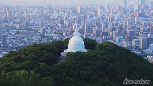 札幌平和塔