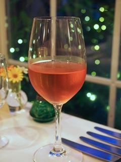 グラスワイン(ロゼ)