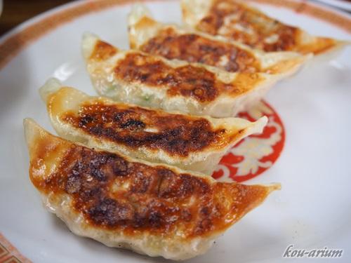 亀戸餃子の餃子