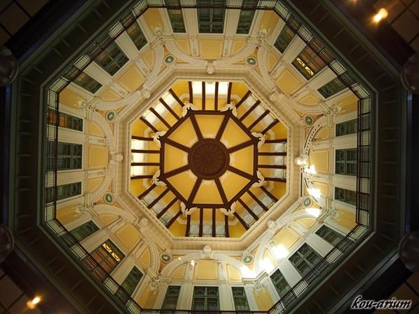 JR東京駅丸の内駅舎南部ドーム