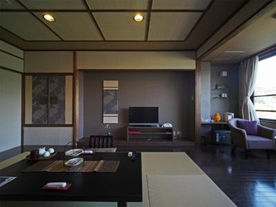 昼神温泉郷ホテルはなやの部屋