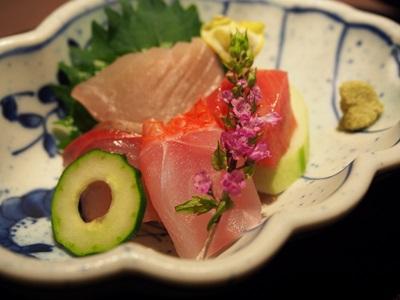 産直鮮魚の盛り合わせ